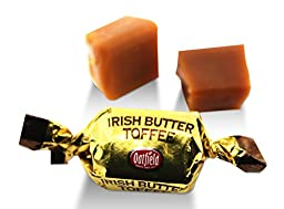 Oatfield, Traditional Irish Butter Hard Toffee (2 Lbs)