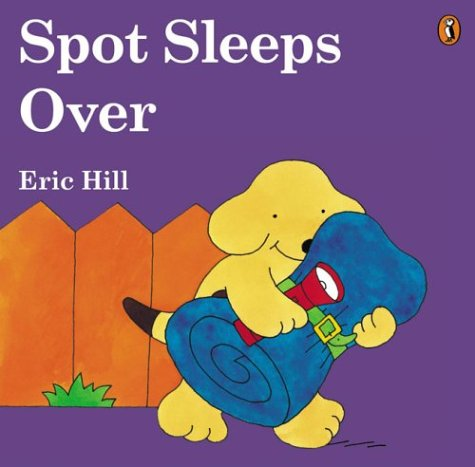Spot Sleeps Over (color)