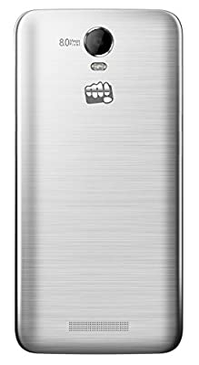 Micromax Canvas Juice 2 AQ5001 (Silver, 8GB)