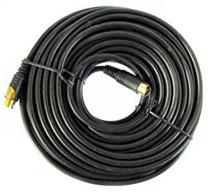 BattleBorn GC-SVHSC-50MM - DS 50ft S-Video 4-pin M-M Video Cable - SVIDEO