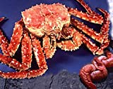 25 pounds Giant Alaskan Red King Crab