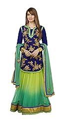 Adah Un-Stitched Velvet Salwar Kameez- 513-3003
