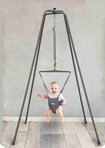Jolly jumper with super stand baby shop for Door bouncer age
