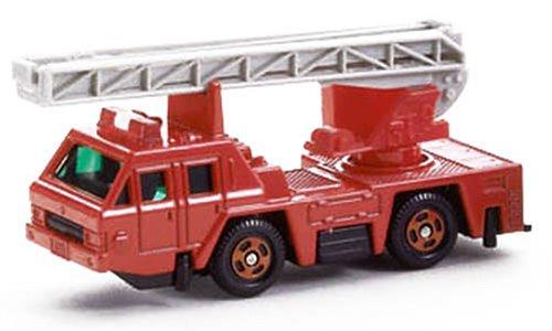 トミカ 日産ディーゼル ハシゴ付消防車 022