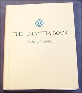 The Urantia Book Concordance