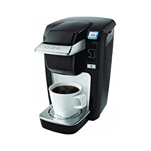 Keurig K10/B31 MINI Plus Brewing System, Black