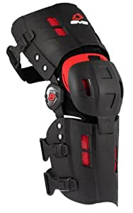 EVS Sports RS8 Left Knee Brace (Black, Medium)