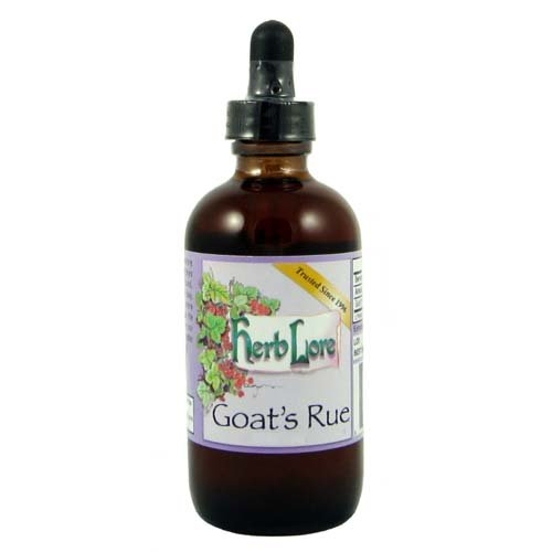 Herb Lore Goat'S Rue Tincture For Increased Breast Milk Production - 4 Fl. Oz.