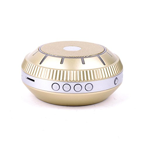 Givesurprise Subwoofers Yb-6 Portable Wireless Bluetooth Speaker For Mobiles, Pc, Mp3 (Yellow)