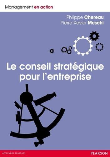 Le conseil stratégique pour l'entreprise