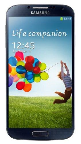 """Samsung Galaxy S4 (I9505) - Smartphone libre Android (pantalla táctil de 4.99"""", cámara 13 Mp, 16 GB, Quad-Core 1.9 GHz, 2 GB RAM, LTE), Negro (Versión Europea)"""