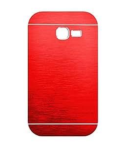 ENVY Metal Back Case for STAR PRO (Red)