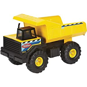 Tonka Classic Mighty Dump Truck, Model# 93918 [Toy]