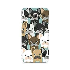 Ebby Dog Zonr Premium Printed Case For Samsung A3 2016