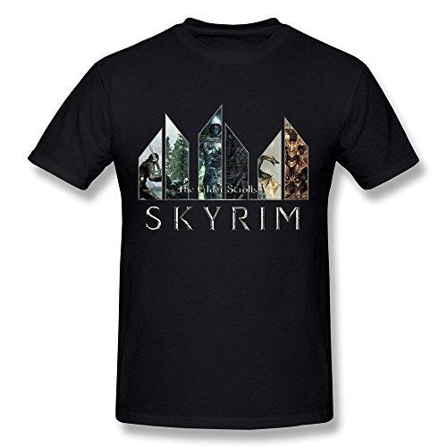 Men's The Elder Scrolls V Skyrim T-Shirt