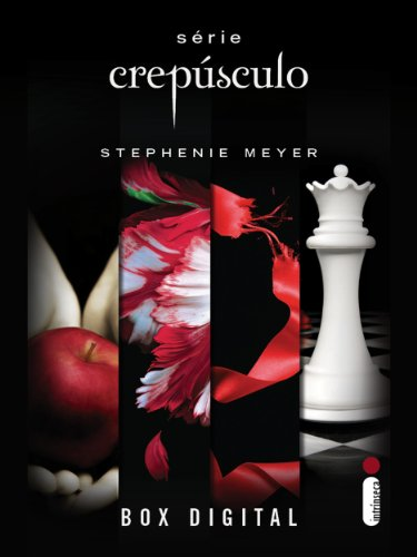 Stephenie Meyer - Box Crepúsculo