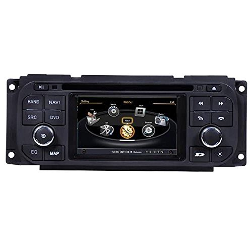 A8 S100 Hd Car Dvd Gps Headunit Autoradio Dodge Ram Caravan Dakota Intrepid Stratus Viper Touch Screen Dual-Core 3 Zone Pop Wifi 20 Disc Cdc In Dash Navigation System, Navigator, Built In Bluetooth A2Dp, Sd Aux Usb Input Radio (Am/ Fm) With Rds, 3G, Phone