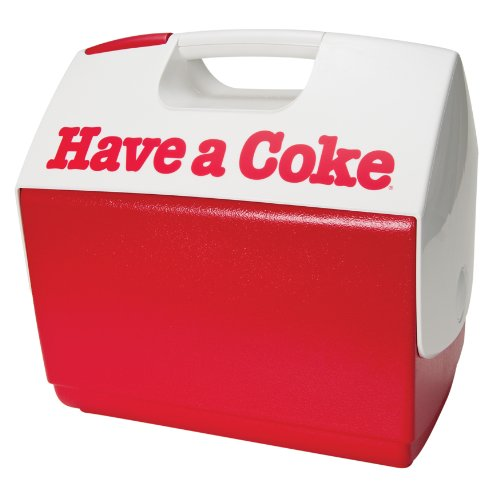 Coca Cola Drink Cooler front-27946