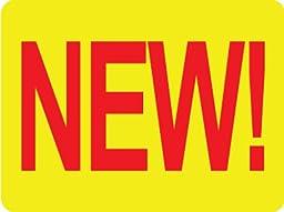 NEW! Labels. 5,000 Labels. PromoTouch Compatible