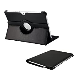 tedim® - Samsung Galaxy Tab 2 10.1 Case/Cover/wallet flip with 360 degree rotational Stand 10.1