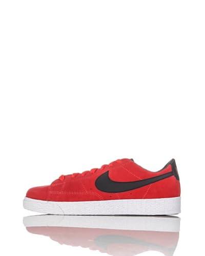 Nike Zapatillas Blazer Low Gs Rojo / Negro