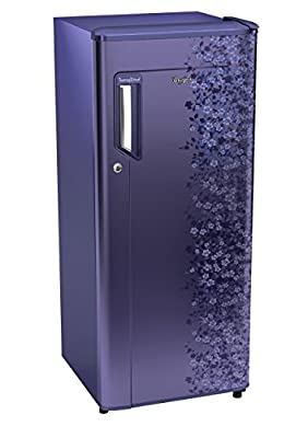 Whirlpool 260 IMFR PRM Direct-cool Single Door Refrigerator (245 Ltrs, 4 Star Rating, Sapphire Exotica)