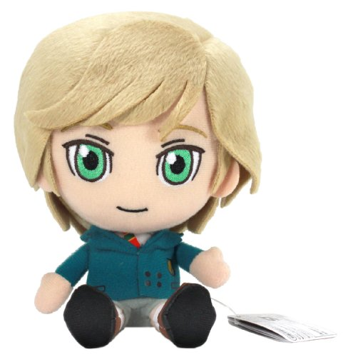 "Banpresto 48097 Tiger and Bunny Barnaby Brooks Jr. Young/Child Version 6.5"" Plush"