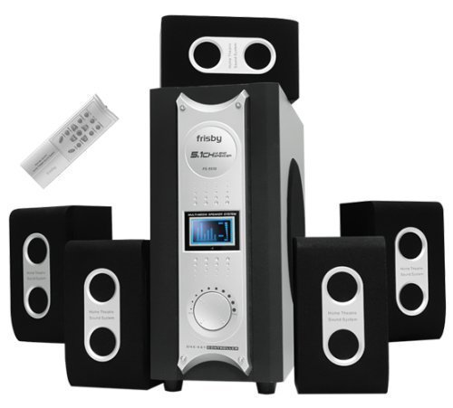 Frisby FS-5030U - 5 1-channel home theater speaker system