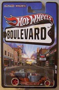 Hot Wheels * BOULEVARD * Show Rides * Hot Tub Diecast