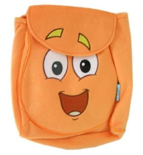 Dora The Explore : Diego Animal Resuer Plush Backpack - 1