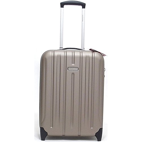 roncato-kinetic-cabin-suitcase-2-wheels-trolley-55-cm-champagne