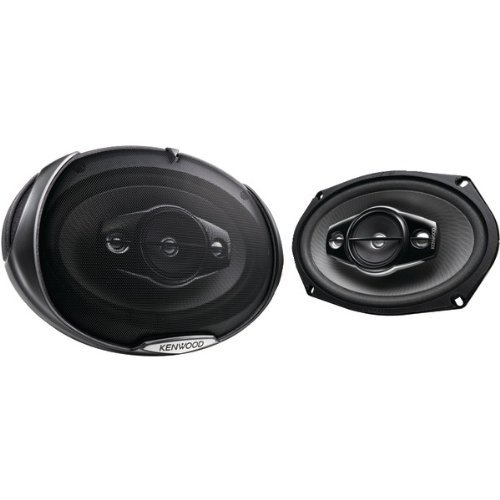 """Kenwood Kfc-6984Ps 6""""X 9"""" 4-Way Speakers"""