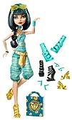 Monster High Cleo De Nile Doll & Shoe…