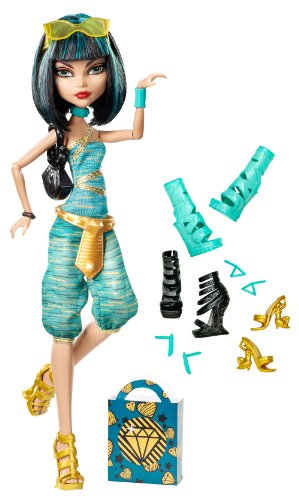Monster high 13 wishes dolls that would