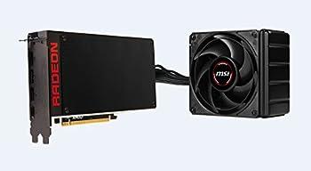 エムエスアイコンピュータージャパン RADEON R9 Fury X 4GB搭載ハイスペックグラフィックスボード R9 Fury X 4G