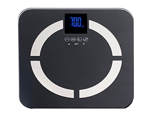 Home Treats ® High Accuracy Body Fat Bathroom Scale