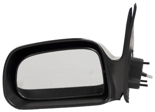 OE Replacement Toyota Tacoma Driver Side Mirror Outside Rear View (Partslink Number TO1320160)