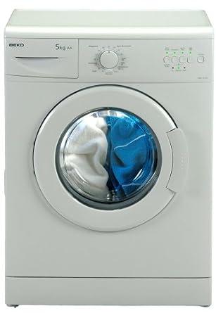 Beko WML 15105 E Waschmaschine FL / AAC / 0.95 kWh / 1000 UpM / 5 kg / 49 L / Mengenautomatik