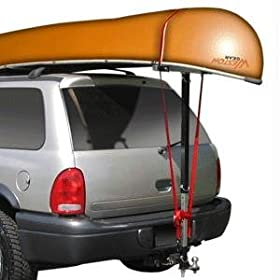 Weston Universal One-Man Canoe Loader - Black/ Silver