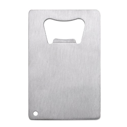Lovinghome Stainless Steel Bottle Opener, Credit Card Size, Fits In Your Wallet