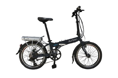 Tesla Folding Electric Bike - Dimgray