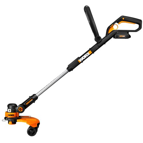 WORX GT 2.0 WG160 Cordless Lithium Grass Trimmer/Edger and Mini Mower, 20-volt
