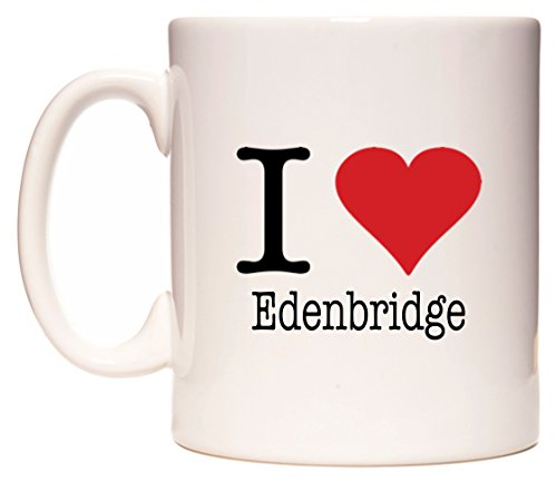 WeDoMugs I Love Edenbridge boccale
