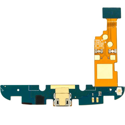 Lg Nexus 4 E960 Charging Port & Microphone Flex Cable Ribbon Oem Cellfixrepairs
