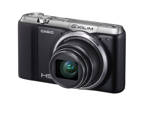 Casio High Speed Exilim Ex-ZR700 Digital Camera Black EX-ZR700BK