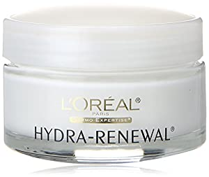 L'Oreal Paris Hydra-Renewal Continuous Moisture Cream, 1.7 Ounce