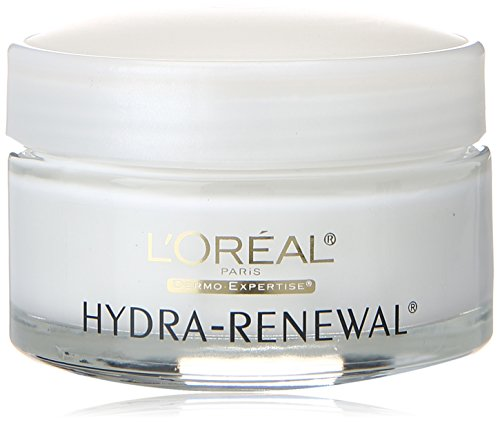 L'Oreal Paris discount duty free L'Oreal Paris Hydra-Renewal Continuous Moisture Cream, 1.7 Ounce