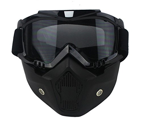 beon-modular-mask-with-goggle-mouth-filter-for-open-face-helmets-black-frame-dark-smoke-lens