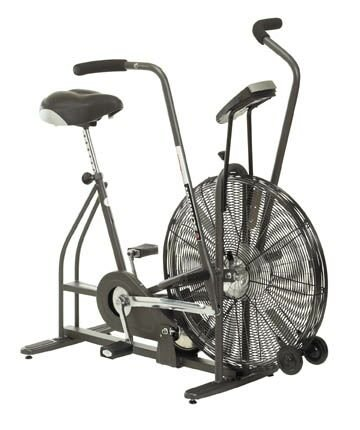 Schwinn Airdyne Ad4 Upright Exercise Bike front-33080