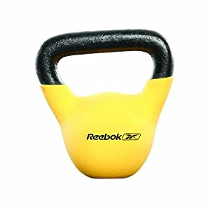 Reebok REKB1007 Kettle Ball, 10-Pound